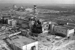 Chernobyl la centrale