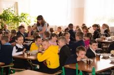 La nuova mensa per 225 bambini