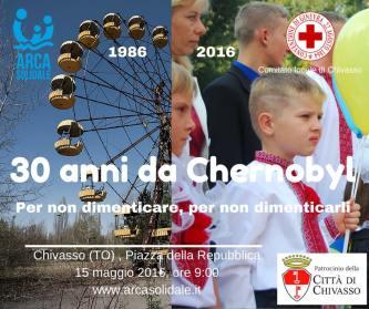 30 anni da Chernobyl a Chivasso