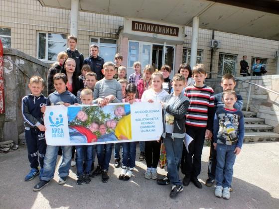Missione Ucraina, parte 2:Volodarka